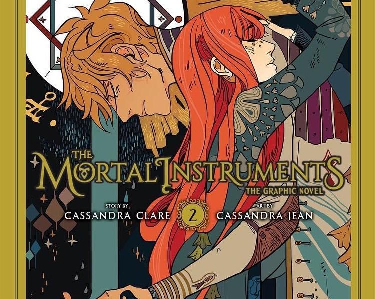 Divulgada capa e data de publicação da graphic novel vol. 2!