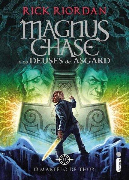 Resenha: O Martelo de Thor – Rick Riordan