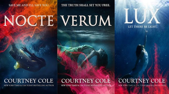 Resenha: Nocte – Courtney Cole