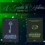 Resenha: Guardiã de Histórias (vols. 1 e 2) – Victoria Schwab