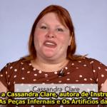 "[VIDEO LEGENDADO] Entrevista de Cassandra Clare sobre ""Queen of Air and Darkness"