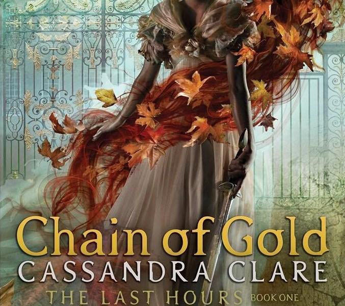 """[ATUALIZADO] Revelada capa, sinopse e data de publicação de """"Chain of Gold""""!"""