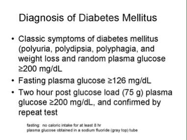 Global Health for Dummies - Introducing......Diabetes Mellitus (3/3)