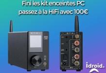 Amplificateur numérique Dac SMSL AD18, un ampli de qualité audiophile pour 110€ smal ad18 remplacer son kit pc avec un systeme audiophile hifi pas cher