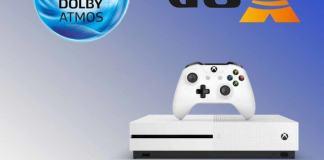 Xbox One et One S Lecteur UHD compatible Dolby ATMOS et DTS X