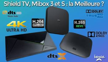 TUTO] Mibox 3 TV installer l'application Amazon prime vidéo
