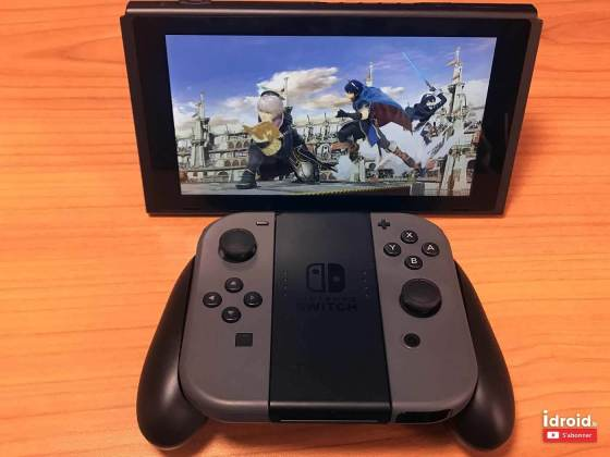 [REVIEW] Switch Nintendo une console salon pour la famille transportable