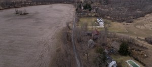 drone real estate aerial photograph