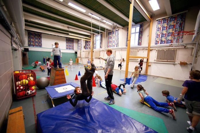 Kroppsøving er noe mer enn fysisk aktivitet: Om kroppsøving i fremtidsskolen