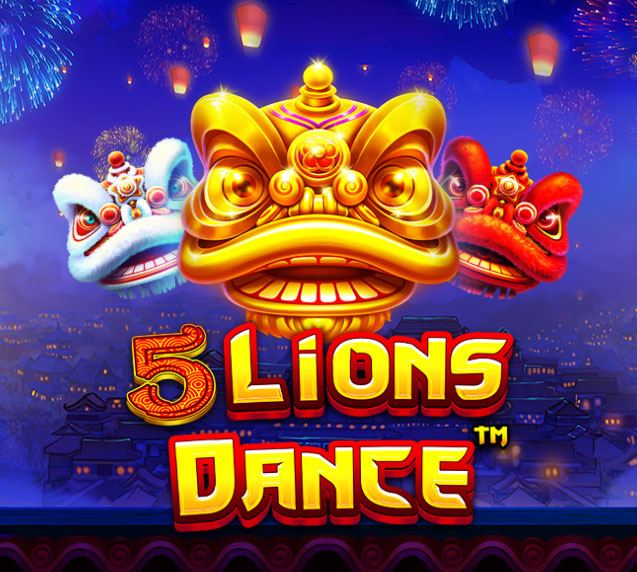 You are currently viewing 5 Lions Dance
