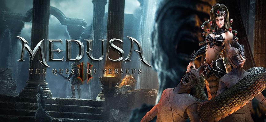 Medusa - Quest Of Perseus