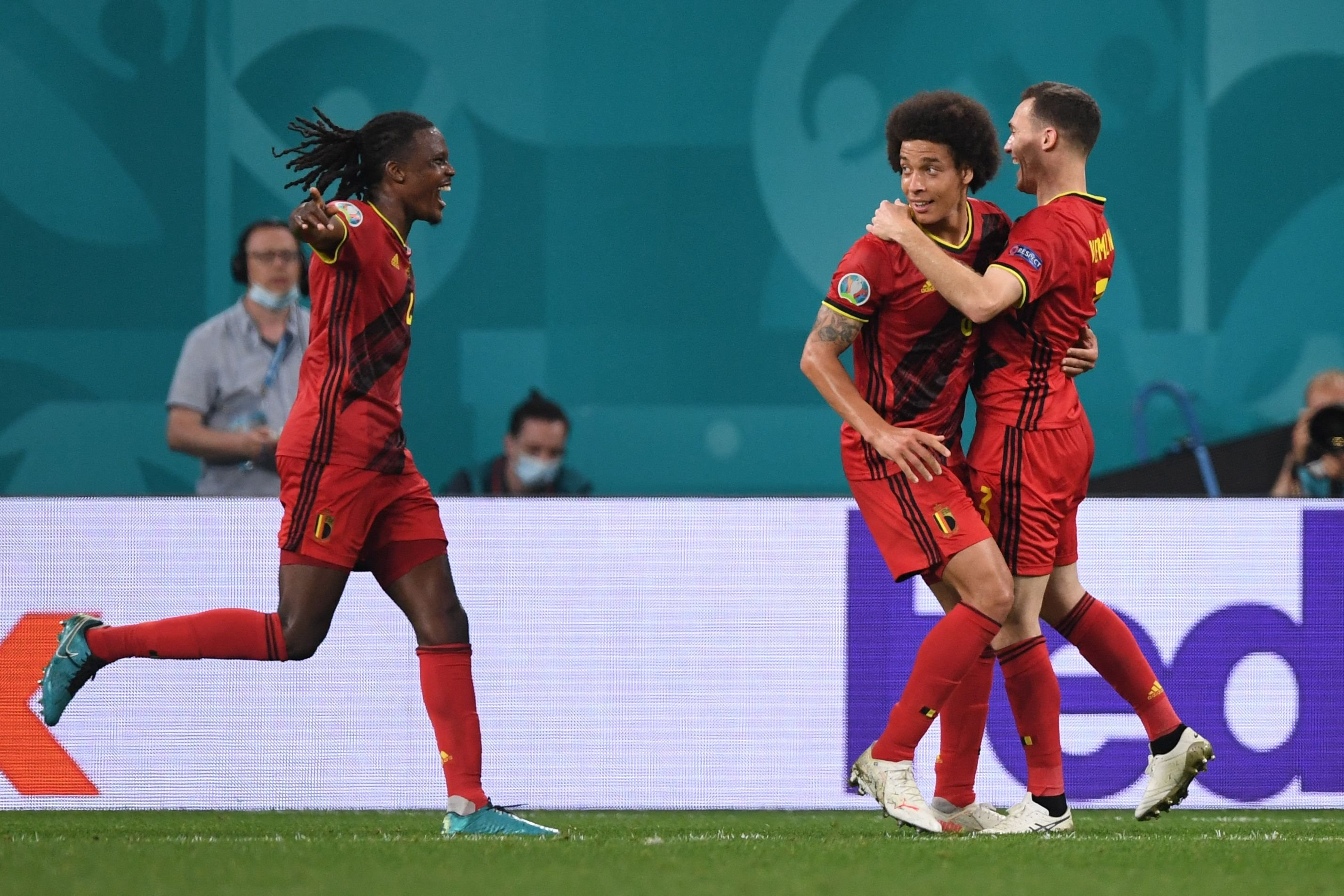 Belgium defeats Finland 2-0 to cap perfect Euro 2020 group stage | Daily  Sabah