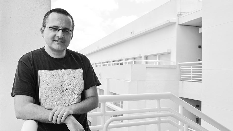 Alberto Cairo Knight Chair in Visual Journalism
