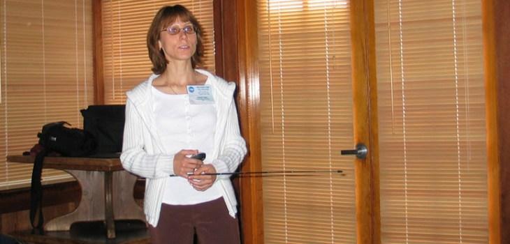 University of Miami Institute for Data Science and Computing speaker Natalie Perlin
