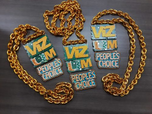 VizUM 2017 Competition People's Choice Turnover Chains