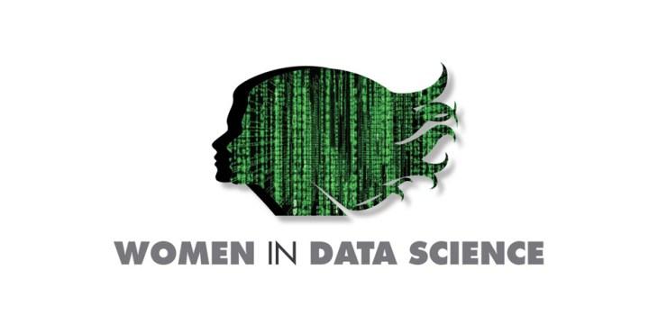 Women in Data Science logo