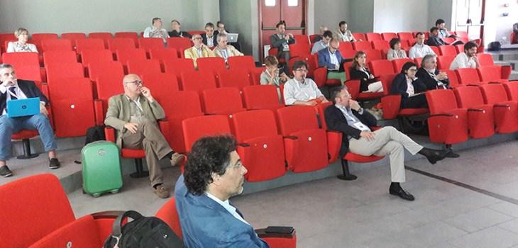 Big Data in Health Conference 2018 Salerno Italy auditorium