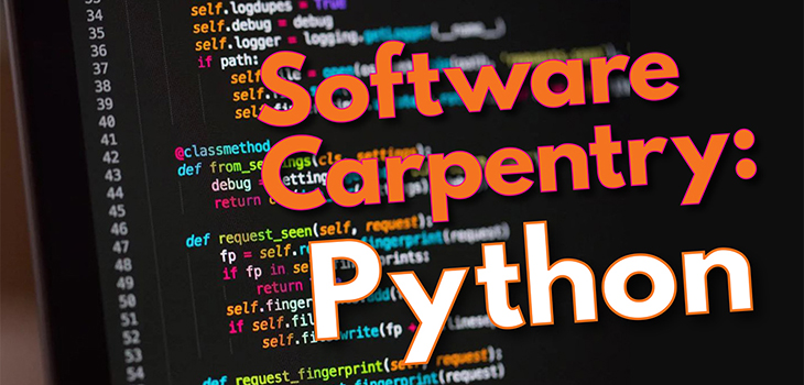 University of Miami Software Carpentry Python Workshop