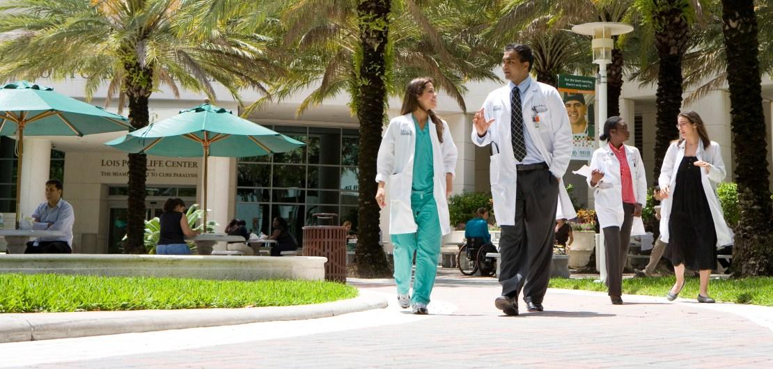 University of Miami Medical Campus