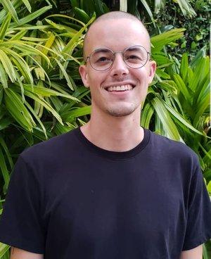 Steven Anderson, 2018-2019 IDSC Fellow