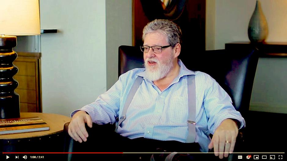 University of Miami Advanced Computing Director Joel Zysman talks to IBM at Supercomputing 2019, UM Institute for Data Science and Computing