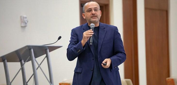 Alberto Cairo, Big Data 2020, University of Miami