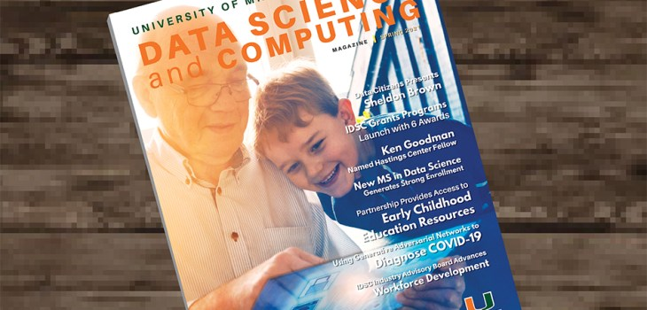 University of Miami Institute for Data Science and Computing IDSC Magazine Issue Number 2