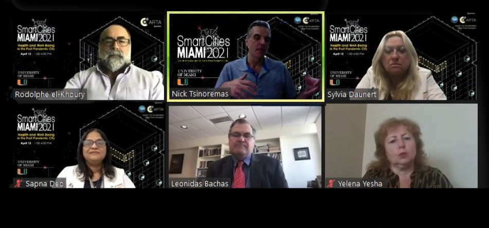 University of Miami Smart Cities MIAMI 2021 Panel 2 University of Miami Innovation Showcase
