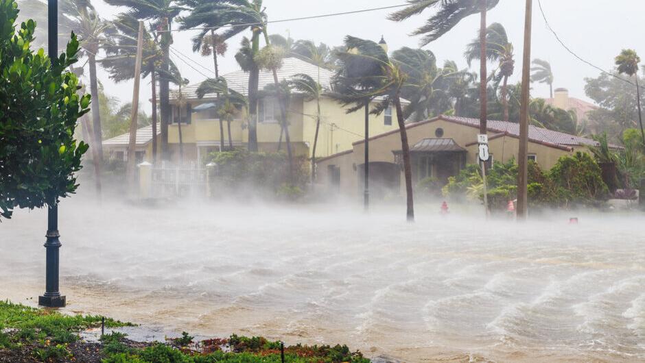 South Florida Hurricane