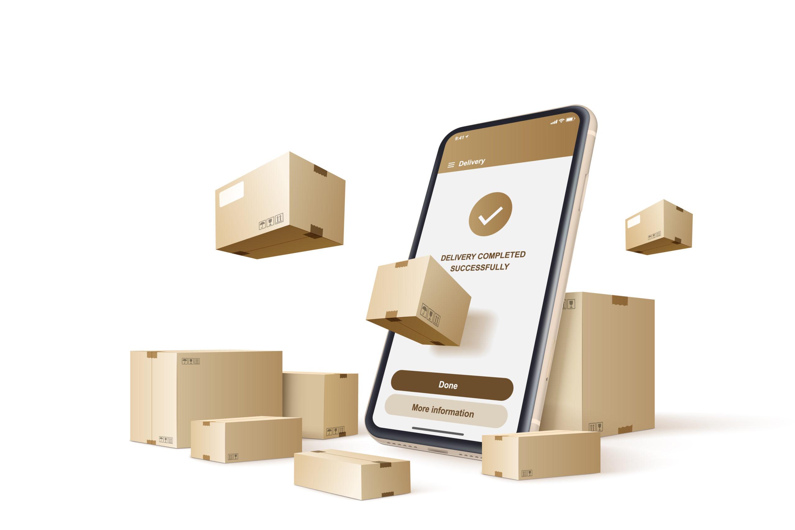 Pakete verfolgen mit dem Tracker4all