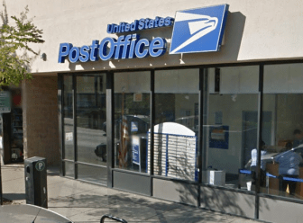 """CHICAGO - US Post Office that Bank of America Mario Elizondo Valenzuela and Jorge """"George"""" Cadenas used bogus """"Temporary"""" Bank of America debit cards to steal US postal money orders in the thousands of dollars. 2016 All rights reserved IDTheftReport2020.com"""