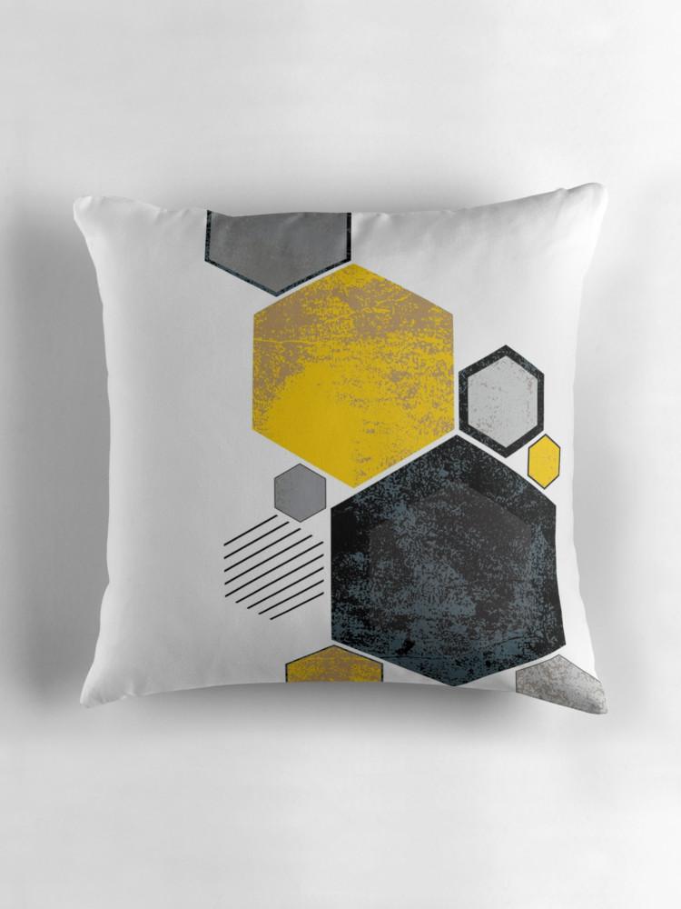 scandi cushion cover uk textured