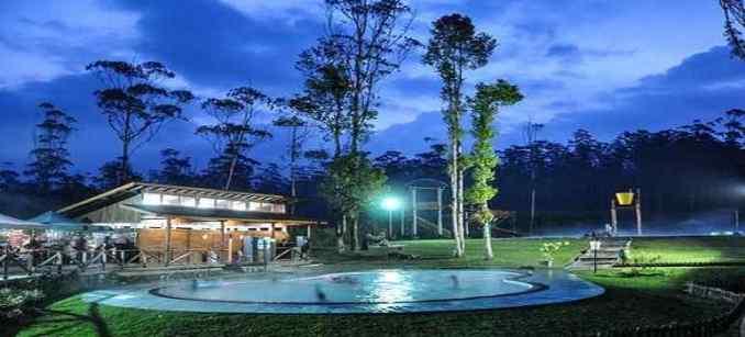 Kampung Cai Ranca Upas Bandung Yang Eksotis