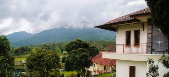 Villa Pondok Berarocha Yang Indah dan Murah