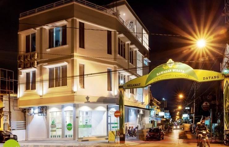 Wake Up Homestay Hotel di Jogja