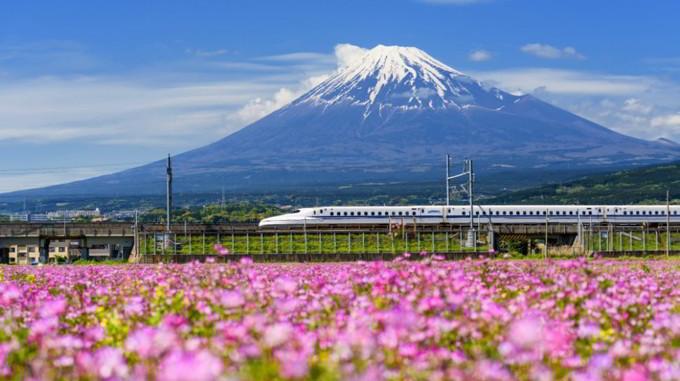 Gunung Fuji Yang Indah dan Eksotis