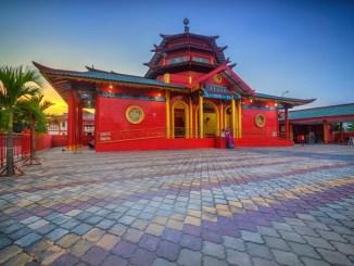 Masjid Muhammad Cheng Hoo Batam, Destinasi Wisata Islam