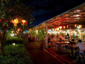 Paskal Food Market tempat nongkrong yang asik