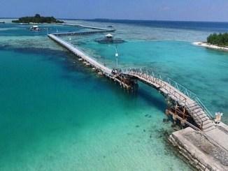 Pulau Tidung Di Kepulauan Seribu sebagai tempat wisata pilihan keluarga
