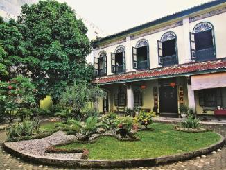 Rumah Tjong A Fie yang mempesona