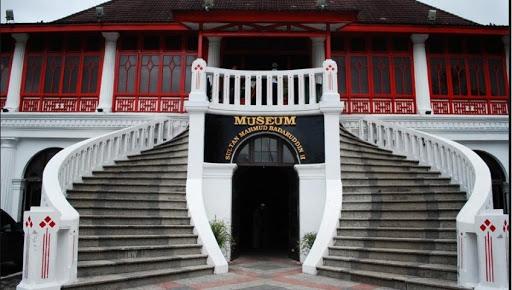 Uniknya Museum Sultan Mahmud Badaruddin II