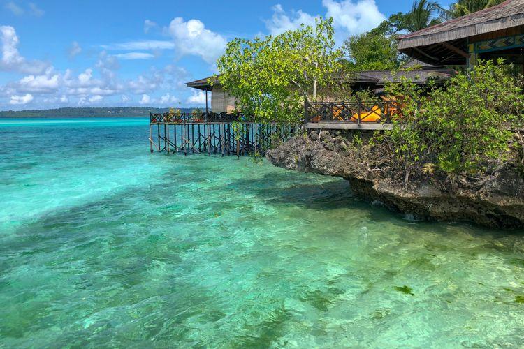 surga dunia di pulau derawan