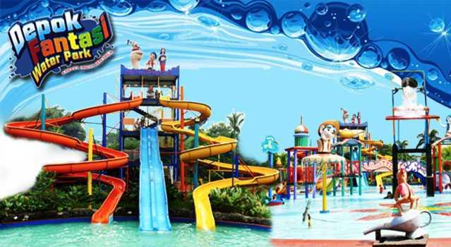 Depok Fantasy Water Park Wisata Air Yang Menyenangkan