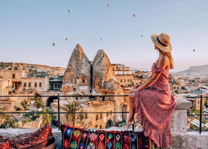 Indahnya Capadokya - Tempat Wisata di Turki