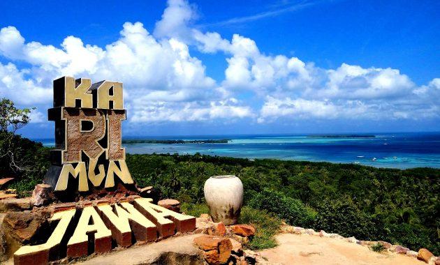 Pesona Keindahan Wisata Pulau Karimun Jawa