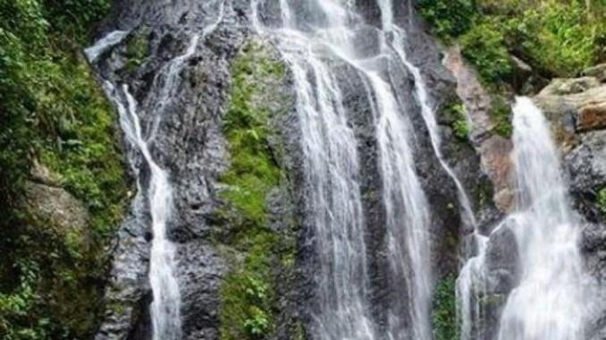 Tempat Wisata Sulawesi Barat - Air Terjun Limbong Kamandang
