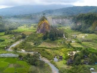 Tempat Wisata di Banten - Ngarai Sianok
