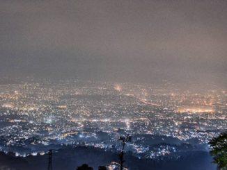 Keindahan Bukit Moko Wisata Bandung