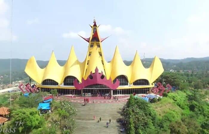 Menara Siregar - Wisata Populer Lampung