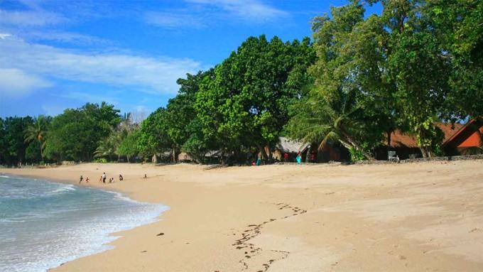 Pantai Sambolo - Wisata di Sekitar Pantai Anyer